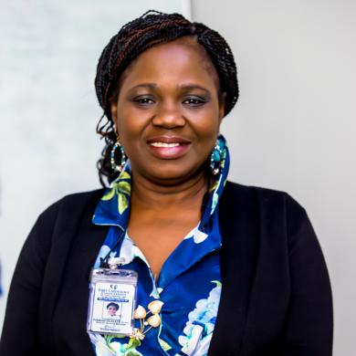 Mrs Folake Olaleye BN, MAOL